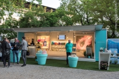 Luxury Muses a Orticola 2018, stand Mediterranea Cosmetics
