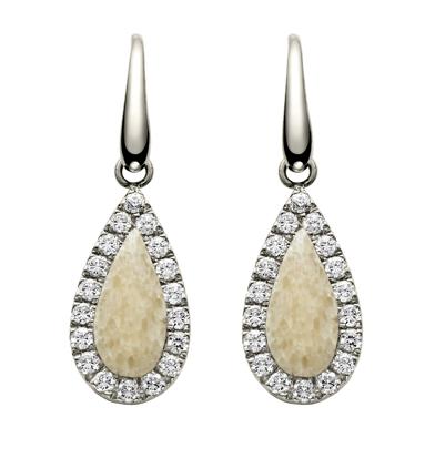 orecchini domm allegoria argento
