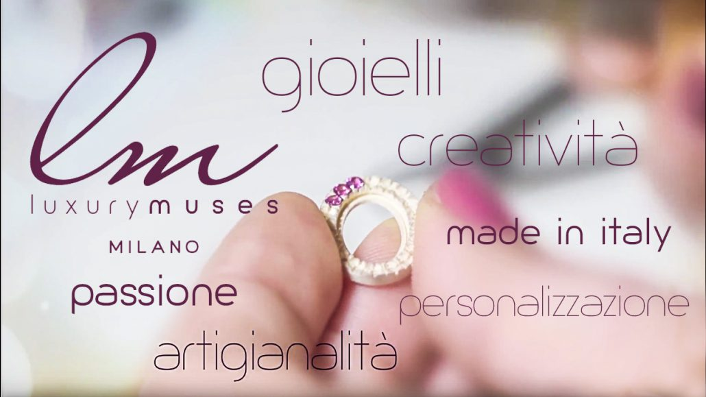 Gioielli made in Italy Luxury Muses Milano