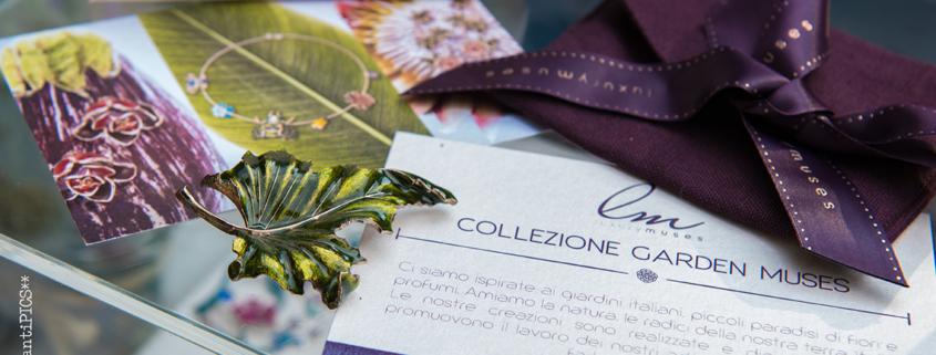 Collezione Garden Muses a Orticola 2018, stand Fratelli Carli Mediterranea Cosmetics